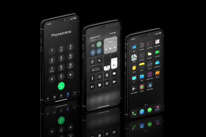 iphone 11 trên ios 13 giao diện