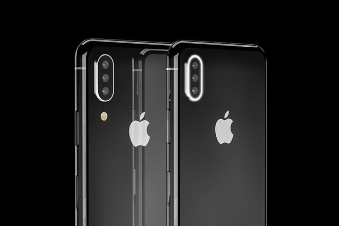 iphone 11 trên ios 13 thiết kế