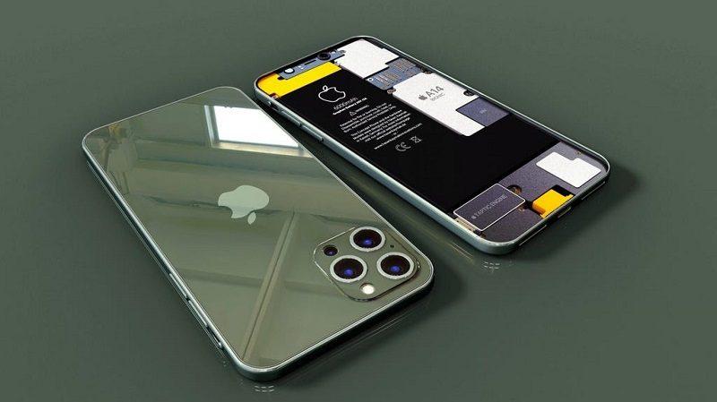 iPhone 12 có nhiều thay đổi về thiết kế