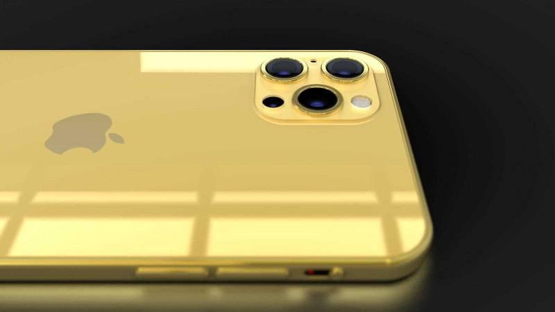 Camera iPhone 12 Pro Max có thể giống phiên bản cũ