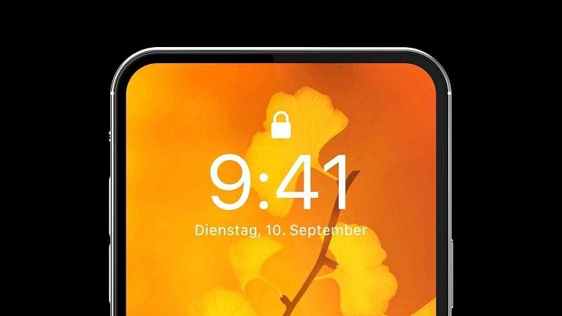 iPhone 12 Pro Max có thể loại bỏ màn hình tai thỏ