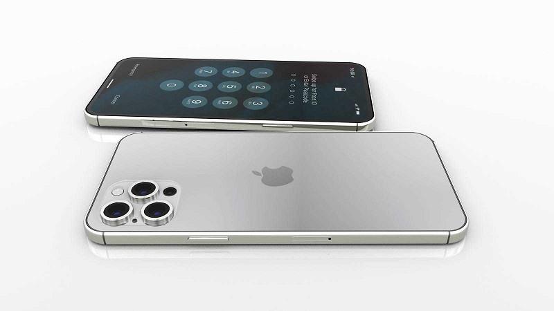 Mẫu iPhone 12 Pro Max có thiết kế đẹp hút hồn