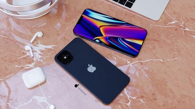 iphone 12 pro xanh navy