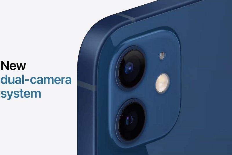 phone 12 và iphone 12 pro sự khác biệt camera