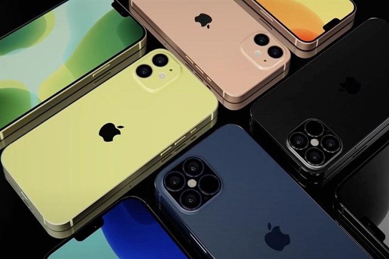 phone 12 và iphone 12 pro sự khác biệt màu