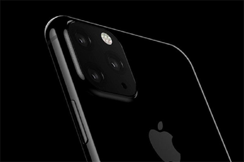 iPhone 2019 sử dụng 3 camera sau