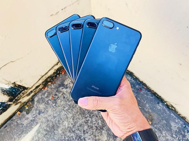 iPhone 7 Plus số lượng