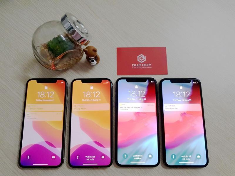 iphone cao cấp giá 7 triệu, x cũ