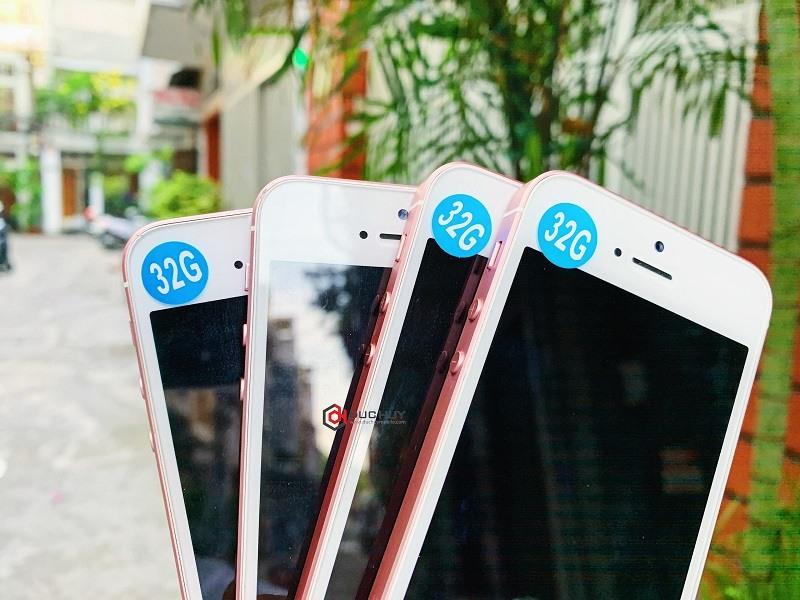 iPhone SE giá rẻ có thiết kế sang trọng