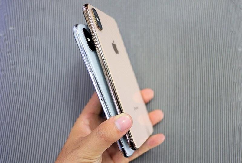 iphone x xs max cạnh bên
