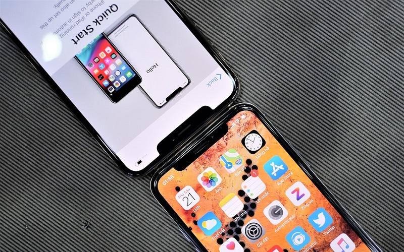 iphone x xs max màn hình tai thỏ