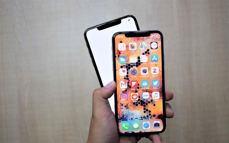 iphone x xs max màn hình
