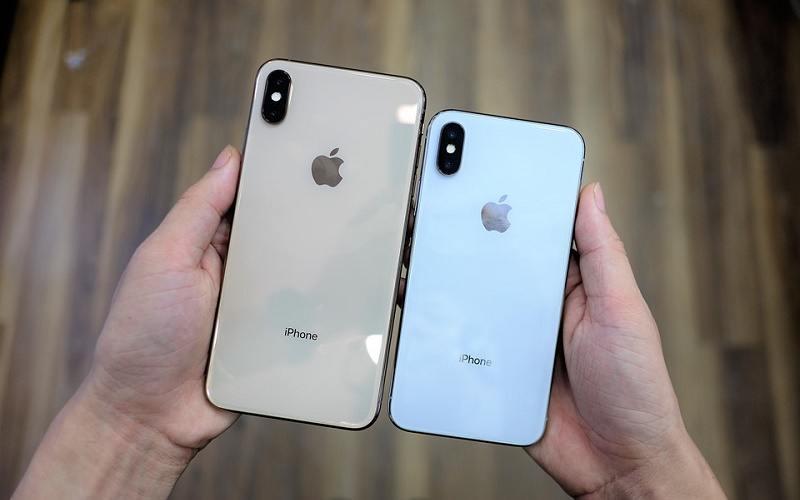 iphone x xs max mặt lưng
