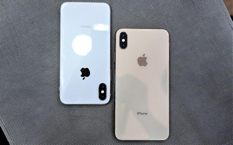 iphone x xs max thiết kế
