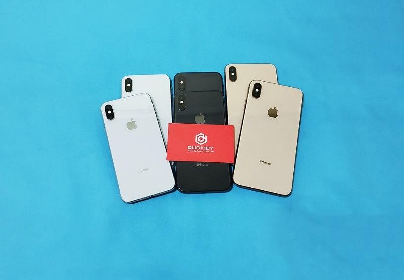 iPhone X và XS