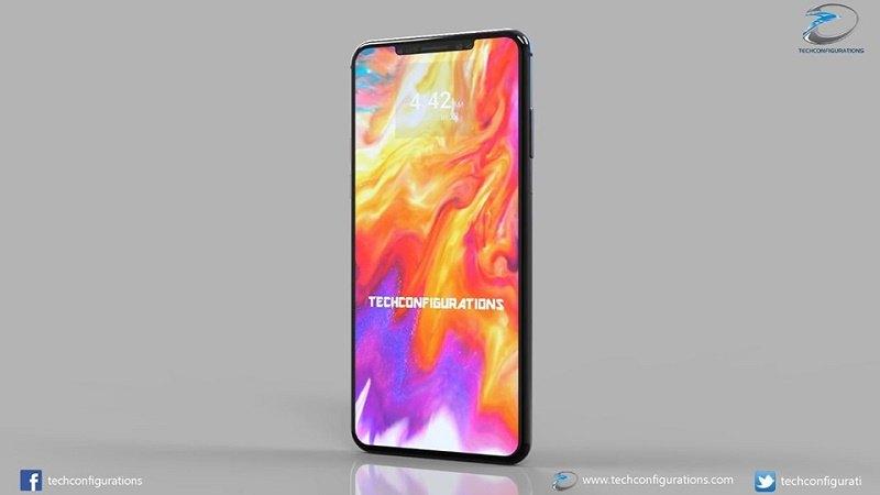 iphone xi max concept render máy
