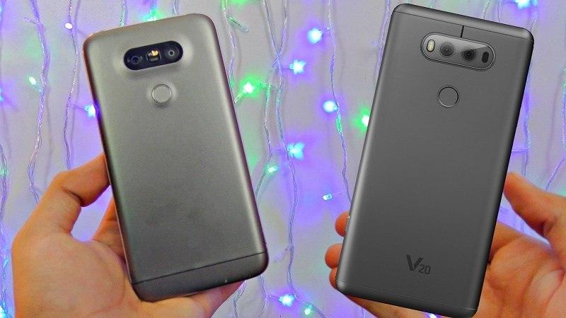 lg ngừng cập nhật android lg v20, g5