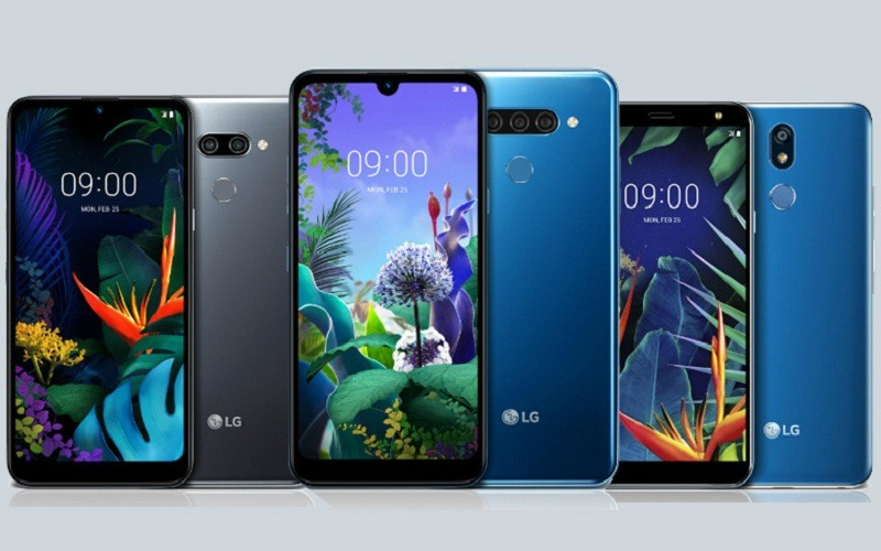 lg q and k series