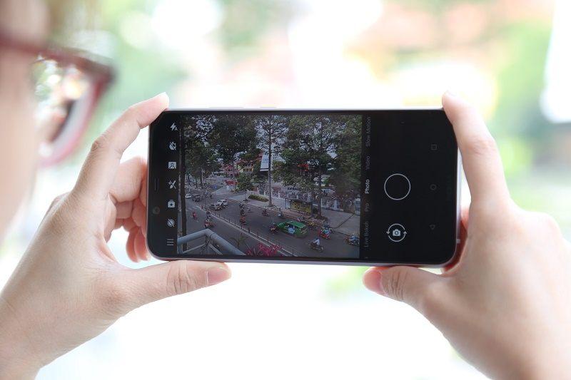 lý do nên mua nokia x7 2018 camera kép
