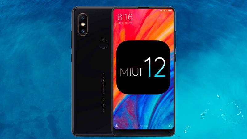 Danh sách các smartphone Xiaomi được cập nhật MIUI 12