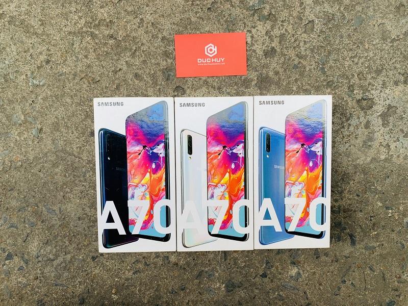 Samsung Galaxy A70 mới