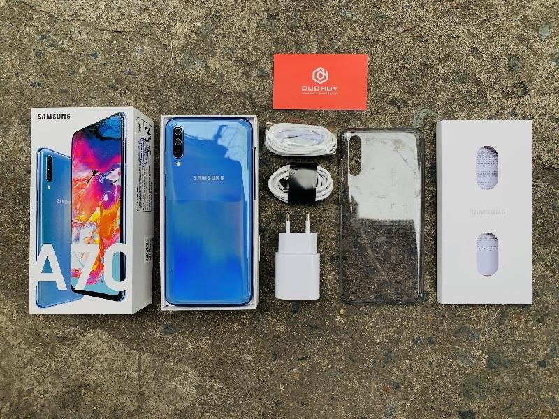 Samsung Galaxy A70 Fullbox