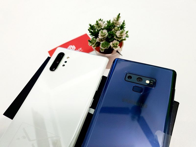 Đọ camera Samsung Galaxy Note 9 và Samsung Galaxy Note 10 Plus 5G.