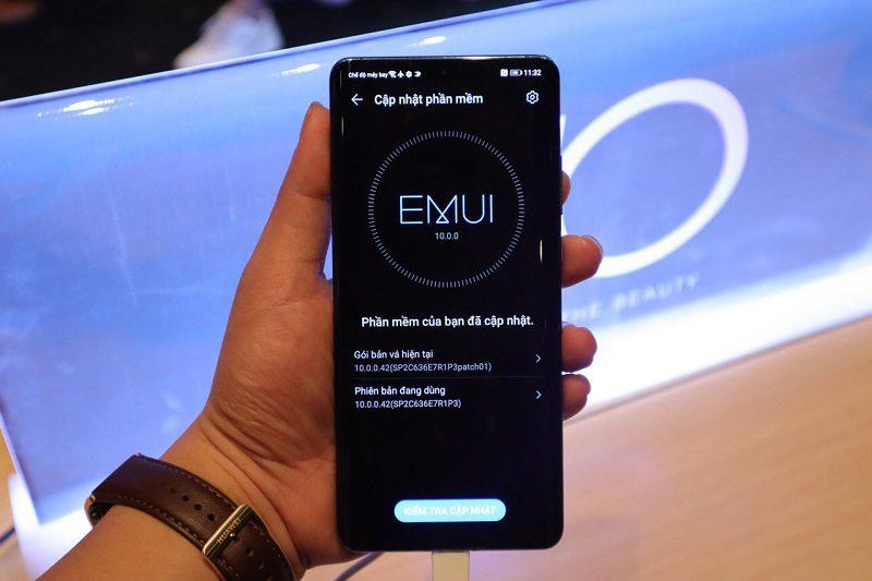 Danh sách smartphone được cập nhật EMUI 10