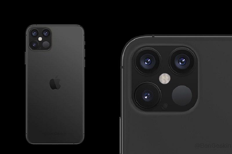 những khác biệt giữa iphone 12 và iphone 11