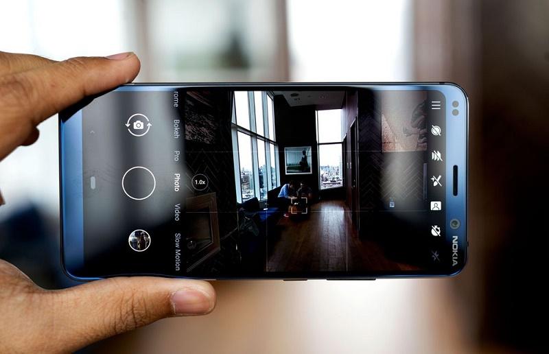 nokia 9 pureview chính thức ra mắt 5 camera
