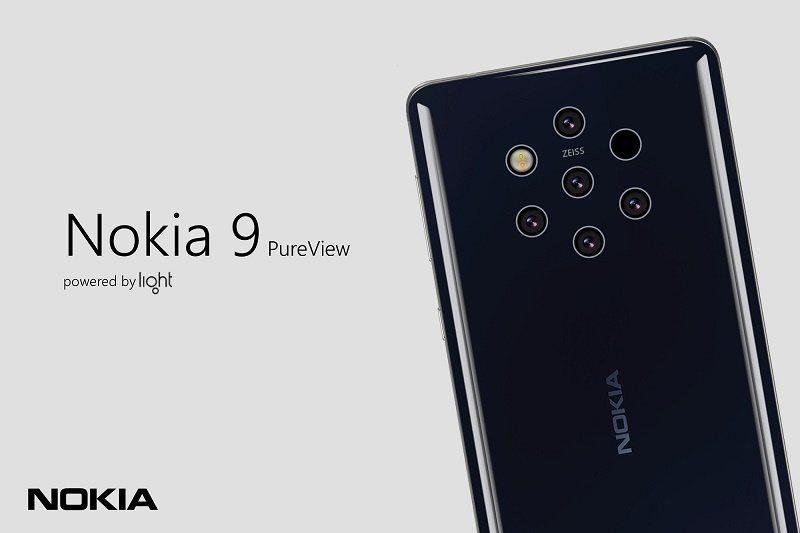 nokia 9 pureview sắp ra mắt