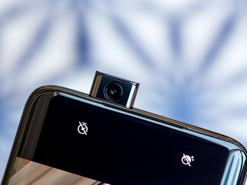oneplus 7 pro và camera trước