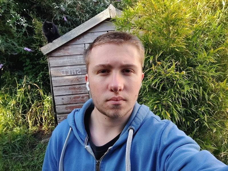 Ảnh chụp từ OnePlus Nord