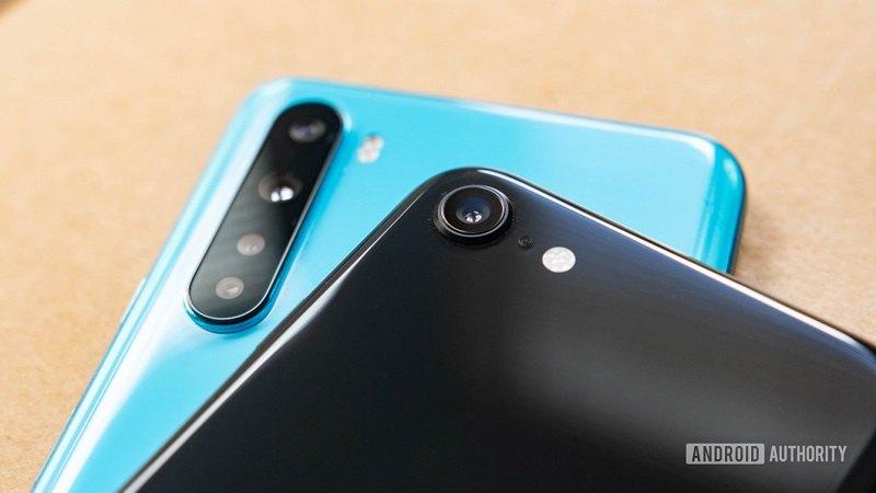 So sánh camera trên OnePlus Nord và iPhone SE 2020