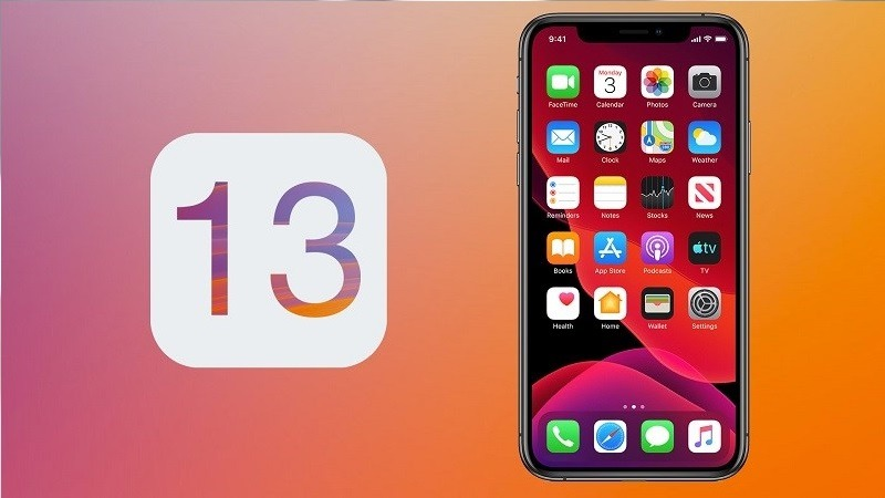 Phiên bản cập nhật iOS 13.3