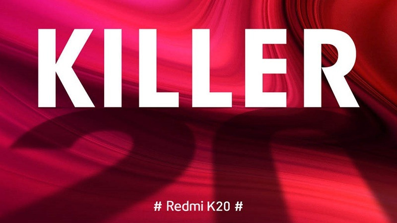 redmi k20 sắp ra mắt