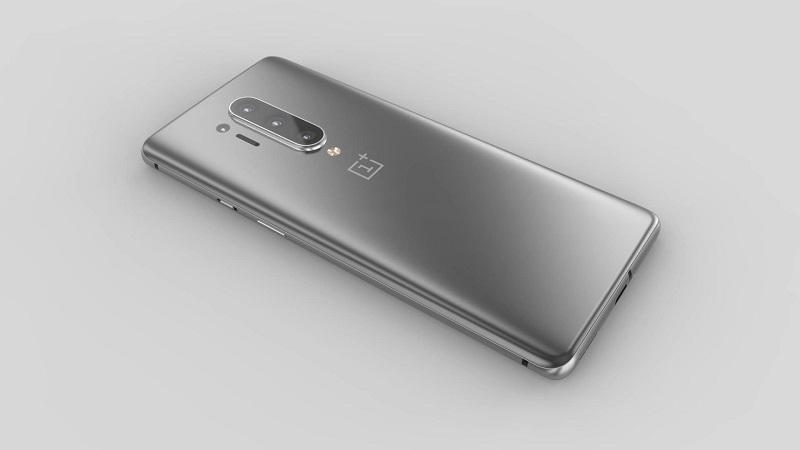 Rò rỉ OnePlus 8 Pro mặt lưng