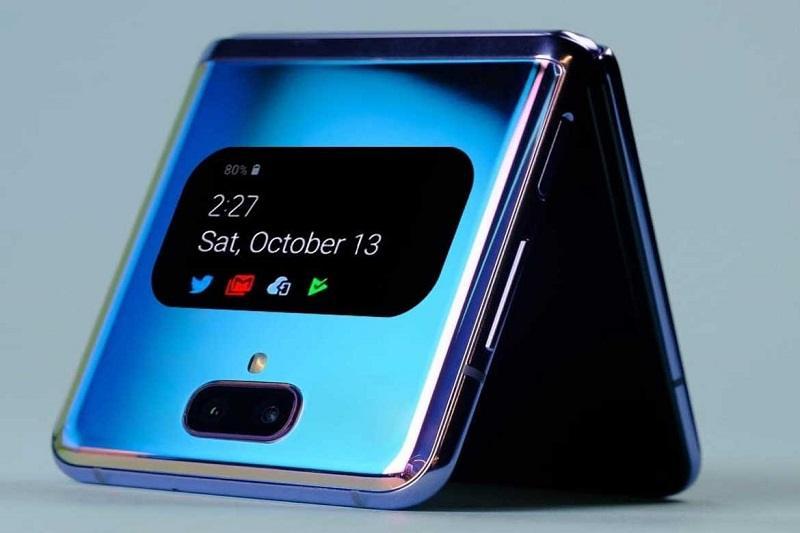 samsung galaxy z flip 2 rò rỉ thông tin màn hình