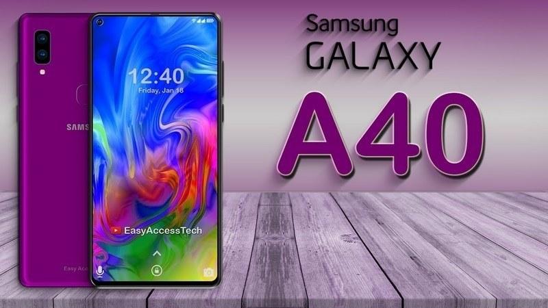 samsung galaxy a90, a40, a20e