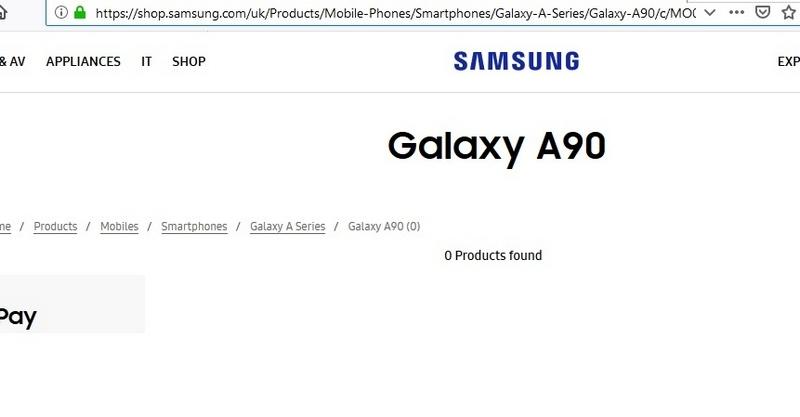 samsung galaxy a90 tin tức