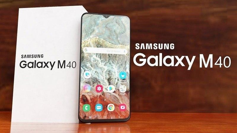 samsung galaxy m40 sắp ra mắt, lộ cấu hình