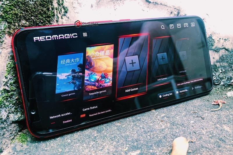 smartphone chuyên chơi game