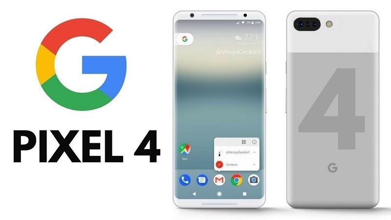smartphone snapdragon 855 google pixel 4