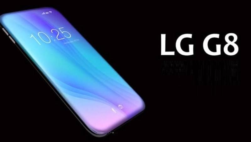 smartphone snapdragon 855 lg g8