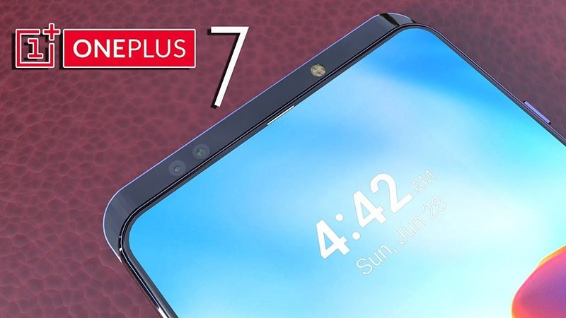 smartphone snapdragon 855 oneplus 7