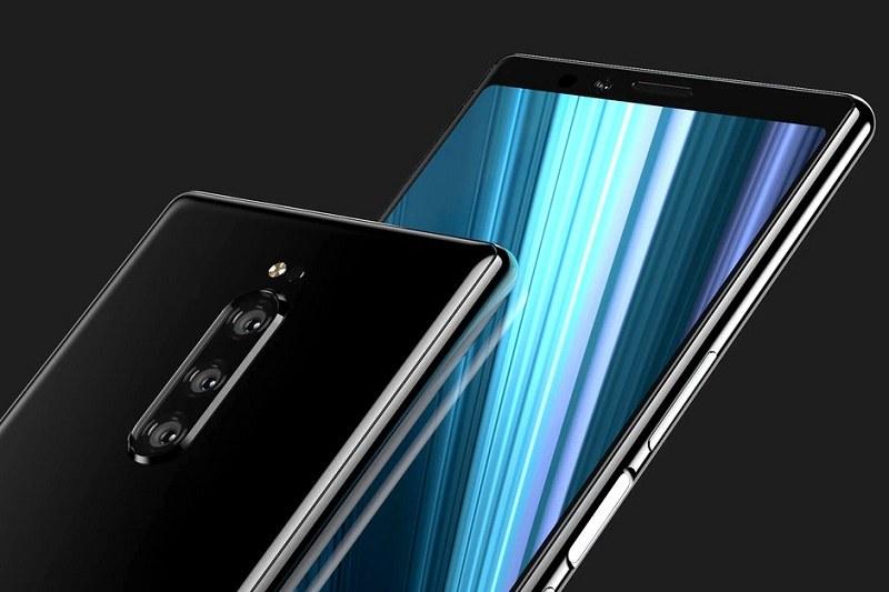 smartphone snapdragon 855 sony xperia xz4