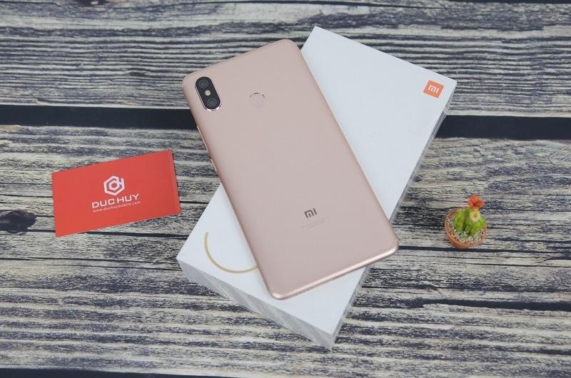 smartphone xiaomi mi max 3