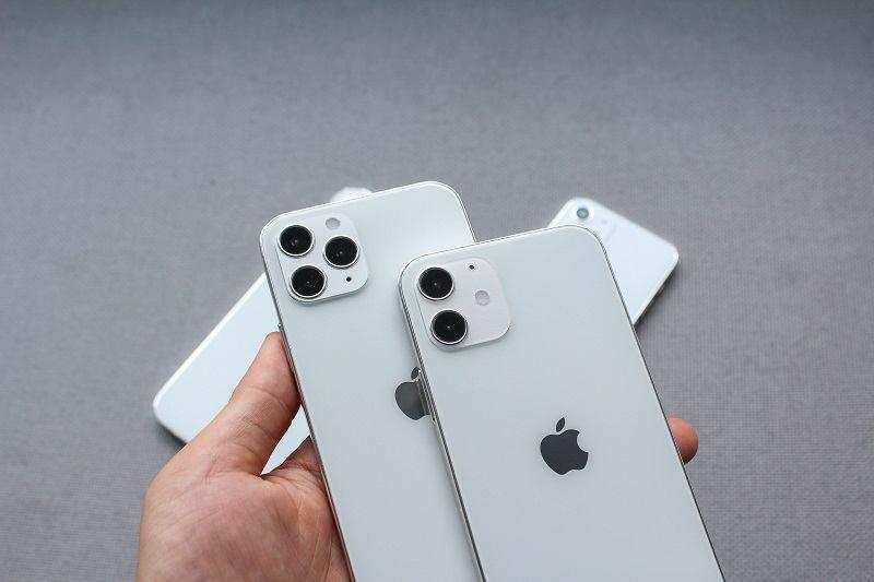sự kiện ra mắt iphone 12 máy