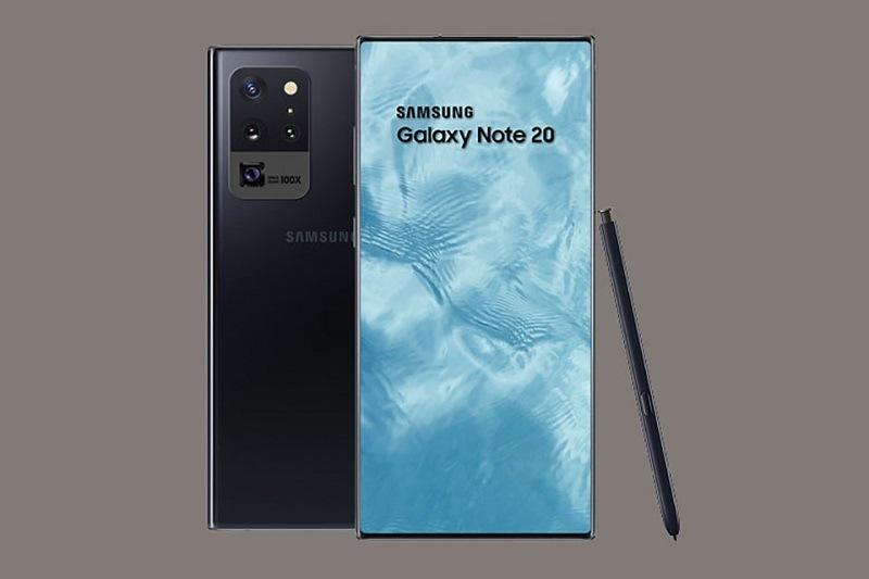 Galaxy Note 20 rò rỉ thông tin