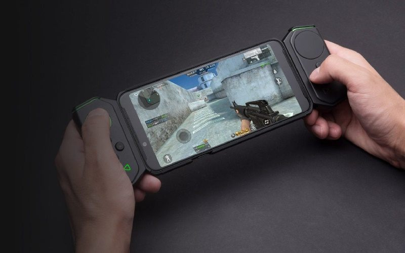xiaomi black shark helo tay cầm game